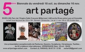 L'Œil-Art, la Biennale de l'Art Partagé