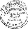 Restaurant l'Ebouillanté, le concours de peinture.